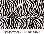 Horizontal Striped Zebra...