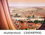 Prague Czechia Town View From...