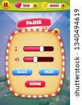 game ui complete menu of...