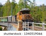 famous wiesener viaduct on the...   Shutterstock . vector #1340519066