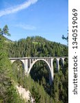 famous wiesener viaduct on the...   Shutterstock . vector #1340519069