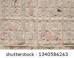 grunge background light brown...   Shutterstock . vector #1340586263