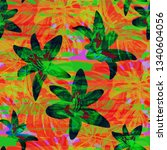 multicolor grunge pattern with...   Shutterstock .eps vector #1340604056