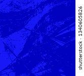blue grunge background. the...   Shutterstock .eps vector #1340605826