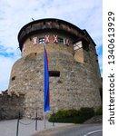 medieval castle in vaduz ...   Shutterstock . vector #1340613929