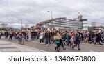 strasbourg  france   mar 15 ... | Shutterstock . vector #1340670800