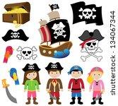 çok güzel,macera,doğum günü,tekne,oğlan,kaptan,kart,çizgi film,karakter,çocuklar,kostüm,şirin,hançer,fantezi,bayrak