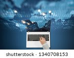 modern technologies for your... | Shutterstock . vector #1340708153