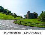 beautiful architecture at vaduz ...   Shutterstock . vector #1340792096