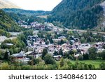 western alps are the western... | Shutterstock . vector #1340846120