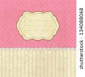 vintage background   Shutterstock .eps vector #134088068