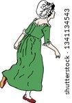 Kate Greenaway. Illustration Of ...