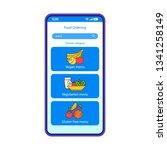 food ordering online app...