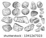 Rock Illustration  Drawing ...