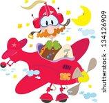 pilot | Shutterstock .eps vector #134126909