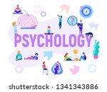 vector illustration banner... | Shutterstock .eps vector #1341343886