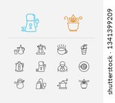 coffee icons set. coffee...