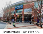charlotte  nc  usa 3 16 19  the ... | Shutterstock . vector #1341495773