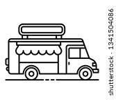 drink street truck icon.... | Shutterstock .eps vector #1341504086