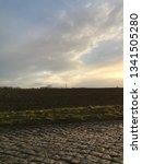 sundown over r gen | Shutterstock . vector #1341505280