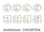 loyalty program  leaf dew and... | Shutterstock .eps vector #1341507536