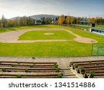 Youth Baseball Field Viewed...