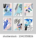 collection of creative...   Shutterstock .eps vector #1341550826