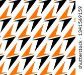 lightning bolts  thunderbolts...   Shutterstock .eps vector #1341569159