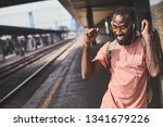 waist up photo of afro american ...   Shutterstock . vector #1341679226