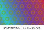 modern stylish texture....   Shutterstock .eps vector #1341710726