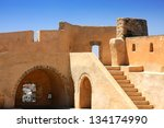 Sousse fortification - stock photo