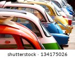 Classic Car At Bangkok  ...