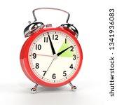 daylight saving time concept....   Shutterstock . vector #1341936083