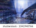 ai  digital technology ... | Shutterstock . vector #1341940766