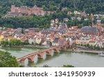heidelberg  germany   a... | Shutterstock . vector #1341950939