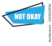 not okay sign  emblem  label ...