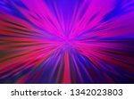 light purple vector blurred... | Shutterstock .eps vector #1342023803