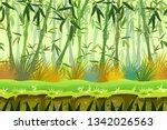 cartoon seamless background... | Shutterstock .eps vector #1342026563
