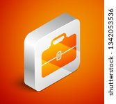 isometric toolbox icon isolated ... | Shutterstock .eps vector #1342053536