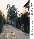 small street in florence italy... | Shutterstock . vector #1342059749
