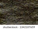 Close Up Of Dried Seaweed....