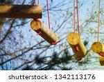 adrenaline park  climbing        Shutterstock . vector #1342113176
