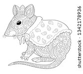 Coloring Page. Coloring Book....