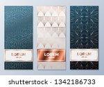 design templates for flyers ...   Shutterstock .eps vector #1342186733