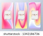 design templates for flyers ...   Shutterstock .eps vector #1342186736