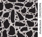 terrazzo background  marble... | Shutterstock .eps vector #1342252496