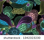 vector abstract illustration... | Shutterstock .eps vector #1342323230