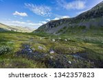 landscape and nature at the...   Shutterstock . vector #1342357823