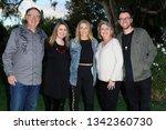 Small photo of LOS ANGELES - NOV 5: Steve Hester, Kelly Hester, LeAnn Rimes, Marcia Hester, Jordan Hester, Meet and Greet before the LeAnn Rimes concert at Galway Downs on November 5, 2017 in Temecula, California