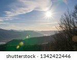 beautiful sunlight in nature   Shutterstock . vector #1342422446